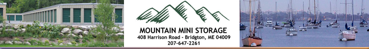 Mountain Mini Self Storage LLC